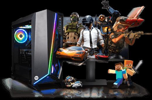 PC Gaming Setup